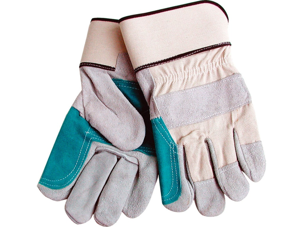 84d80ad19af NÁŘADÍ VÍTEK s.r.o. - rukavice kožené silné s podšív. v dlani ...