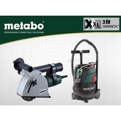 Metabo MFE 30 + ASA 25 L PC - Set