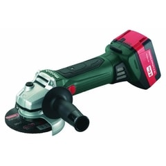 Metabo W 18 LTX 125 Quick - aku bruska