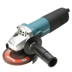 Makita 9558HNR - Úhlová bruska 125mm,840W