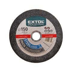 EXTOL INDUSTRIAL kotouč řezný na ocel nerez 5135744045