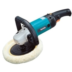 Makita 9237CB - Leštička 180mm,1200W