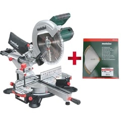 Metabo KGS 305 M + kotouč 628064 - Set