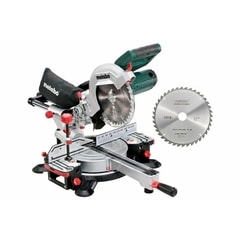 Metabo KS 216 M Lasercut + kot.628060 - Set