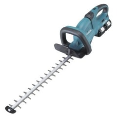 Makita DUH551PT2 - Aku plotostřih 550mm Li-ion 2x18V/5,0Ah