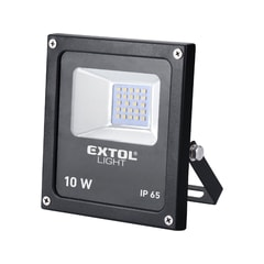 EXTOL LIGHT reflektor LED, 650lm, Economy, 43221