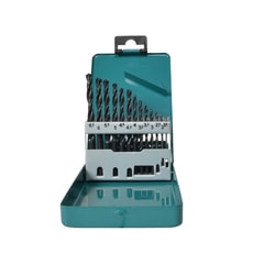 Makita D-54075 - sada vrtáků do kovu HSS-R 13ks